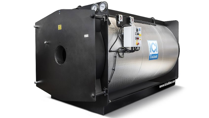 Cazan apa calda REX (400-600)