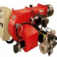 Arzator industrial gaz/pacura MULTIFLAM
