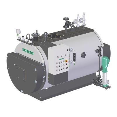 Generator Abur de medie presiune model DE OR 12