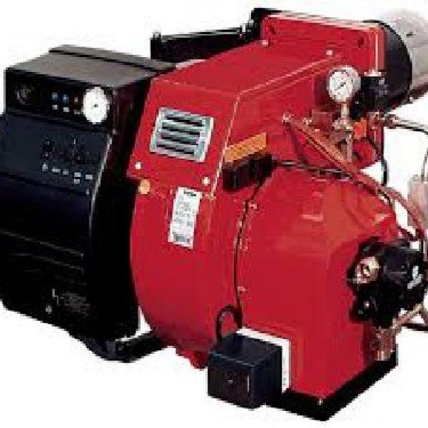 Arzator industrial pe gaz/pacura OILFLAM