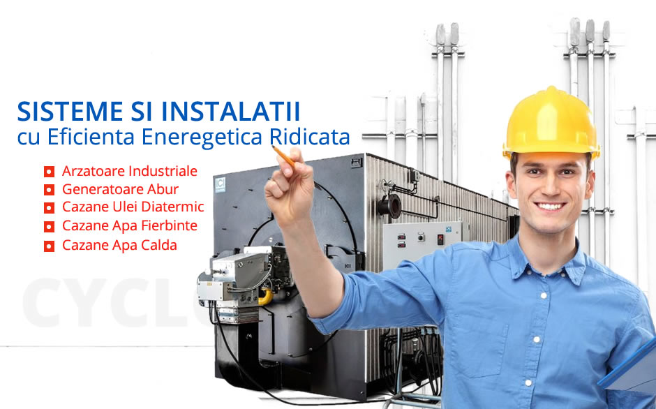 Sisteme si Instalatii cu eficienta energetica ridicata